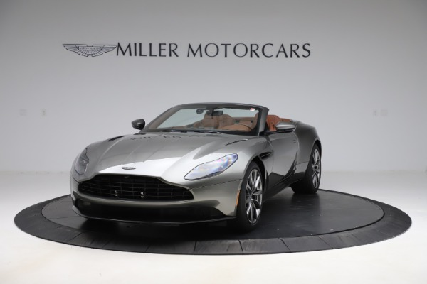 New 2020 Aston Martin DB11 Volante Convertible for sale $264,266 at Maserati of Westport in Westport CT 06880 3
