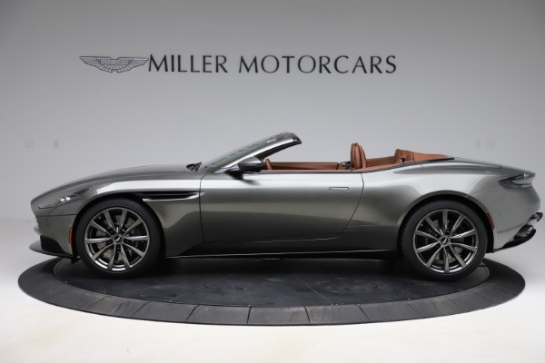 New 2020 Aston Martin DB11 Volante Convertible for sale $264,266 at Maserati of Westport in Westport CT 06880 4