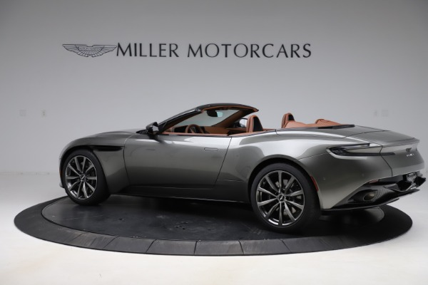 New 2020 Aston Martin DB11 Volante Convertible for sale $264,266 at Maserati of Westport in Westport CT 06880 5