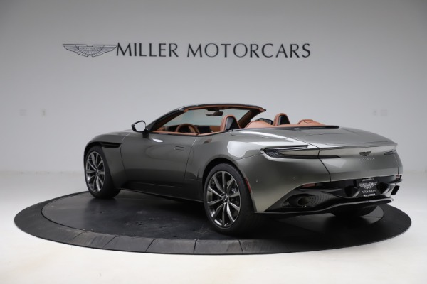 New 2020 Aston Martin DB11 Volante Convertible for sale $264,266 at Maserati of Westport in Westport CT 06880 6
