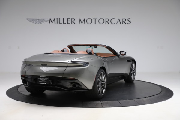 New 2020 Aston Martin DB11 Volante Convertible for sale $264,266 at Maserati of Westport in Westport CT 06880 8