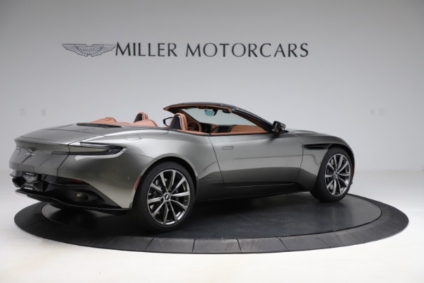New 2020 Aston Martin DB11 Volante Convertible for sale $264,266 at Maserati of Westport in Westport CT 06880 9