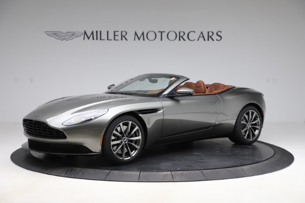 New 2020 Aston Martin DB11 Volante Convertible for sale $264,266 at Maserati of Westport in Westport CT 06880 1