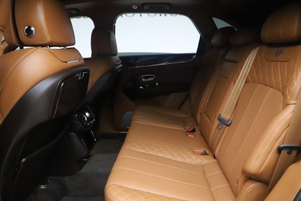 Used 2017 Bentley Bentayga W12 for sale Sold at Maserati of Westport in Westport CT 06880 20
