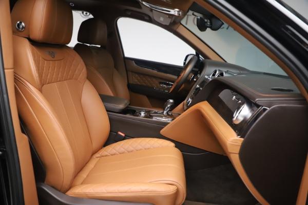 Used 2017 Bentley Bentayga W12 for sale Sold at Maserati of Westport in Westport CT 06880 24