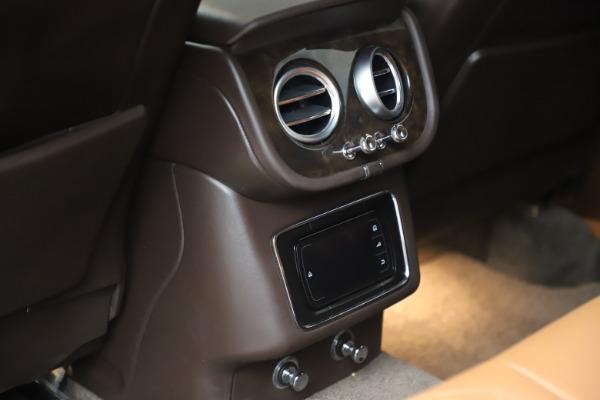Used 2017 Bentley Bentayga W12 for sale Sold at Maserati of Westport in Westport CT 06880 28