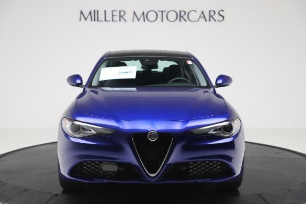 New 2020 Alfa Romeo Giulia Ti Q4 for sale $49,245 at Maserati of Westport in Westport CT 06880 12