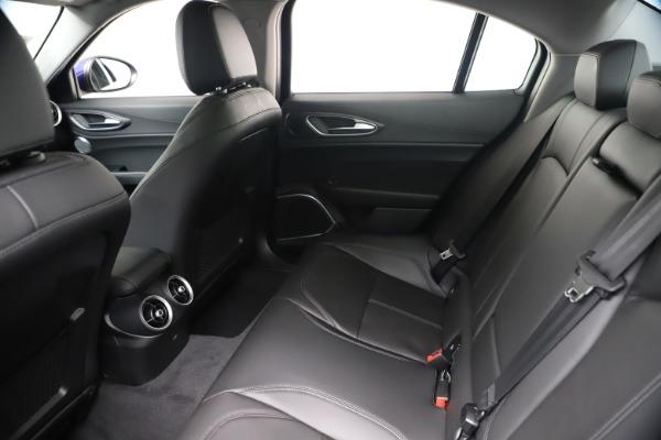 New 2020 Alfa Romeo Giulia Ti Q4 for sale $49,245 at Maserati of Westport in Westport CT 06880 19