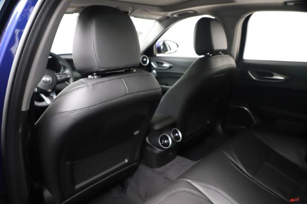 New 2020 Alfa Romeo Giulia Ti Q4 for sale $49,245 at Maserati of Westport in Westport CT 06880 20