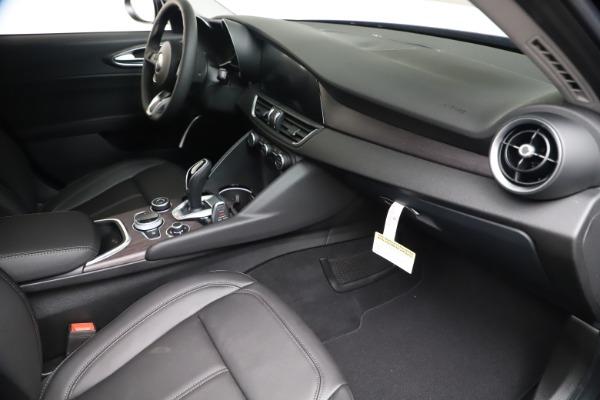 New 2020 Alfa Romeo Giulia Ti Q4 for sale $49,245 at Maserati of Westport in Westport CT 06880 22