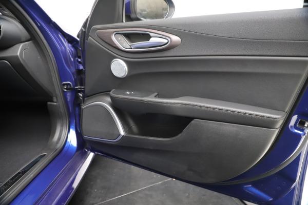New 2020 Alfa Romeo Giulia Ti Q4 for sale $49,245 at Maserati of Westport in Westport CT 06880 25