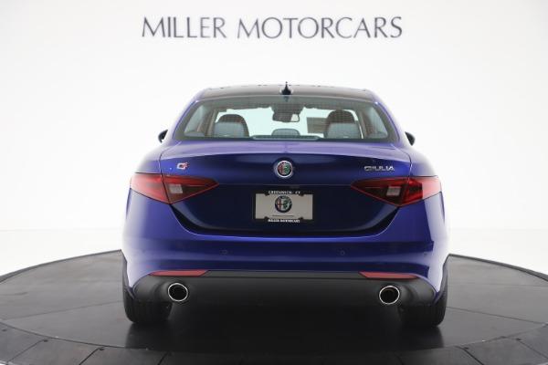 New 2020 Alfa Romeo Giulia Ti Q4 for sale $49,245 at Maserati of Westport in Westport CT 06880 6