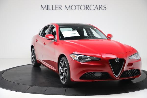 New 2020 Alfa Romeo Giulia Ti Q4 for sale $47,745 at Maserati of Westport in Westport CT 06880 10