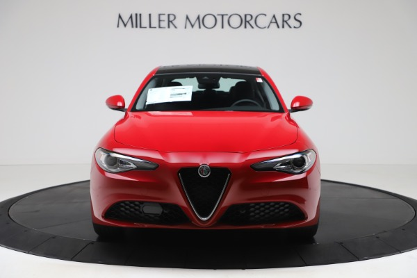 New 2020 Alfa Romeo Giulia Ti Q4 for sale $47,745 at Maserati of Westport in Westport CT 06880 11