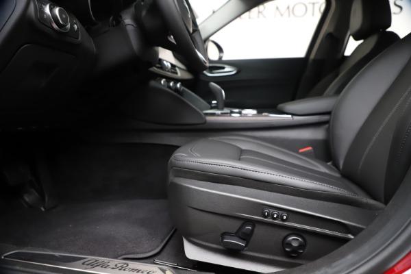 New 2020 Alfa Romeo Giulia Ti Q4 for sale $42,745 at Maserati of Westport in Westport CT 06880 13