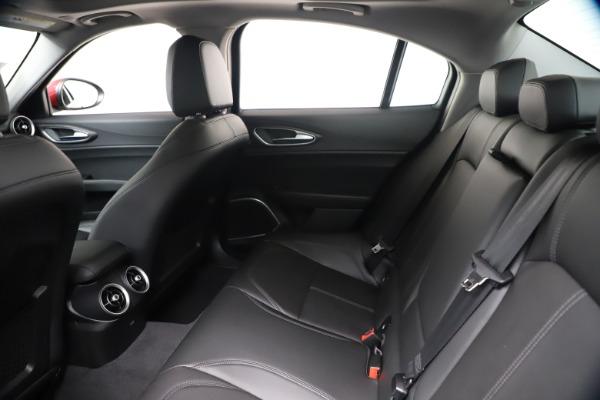 New 2020 Alfa Romeo Giulia Ti Q4 for sale $42,745 at Maserati of Westport in Westport CT 06880 18