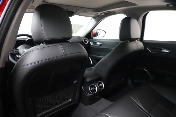 New 2020 Alfa Romeo Giulia Ti Q4 for sale $42,745 at Maserati of Westport in Westport CT 06880 19