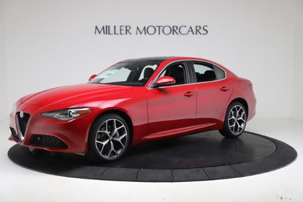 New 2020 Alfa Romeo Giulia Ti Q4 for sale $42,745 at Maserati of Westport in Westport CT 06880 2