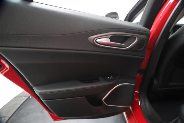 New 2020 Alfa Romeo Giulia Ti Q4 for sale $47,745 at Maserati of Westport in Westport CT 06880 20