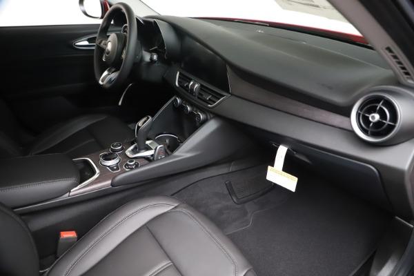 New 2020 Alfa Romeo Giulia Ti Q4 for sale $42,745 at Maserati of Westport in Westport CT 06880 21