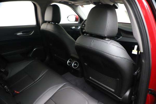 New 2020 Alfa Romeo Giulia Ti Q4 for sale $42,745 at Maserati of Westport in Westport CT 06880 27