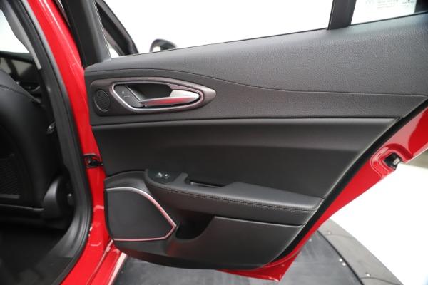 New 2020 Alfa Romeo Giulia Ti Q4 for sale $47,745 at Maserati of Westport in Westport CT 06880 28
