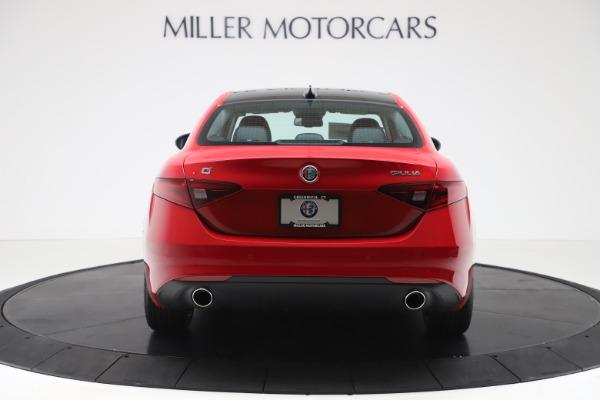 New 2020 Alfa Romeo Giulia Ti Q4 for sale $47,745 at Maserati of Westport in Westport CT 06880 6