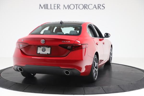 New 2020 Alfa Romeo Giulia Ti Q4 for sale $47,745 at Maserati of Westport in Westport CT 06880 7
