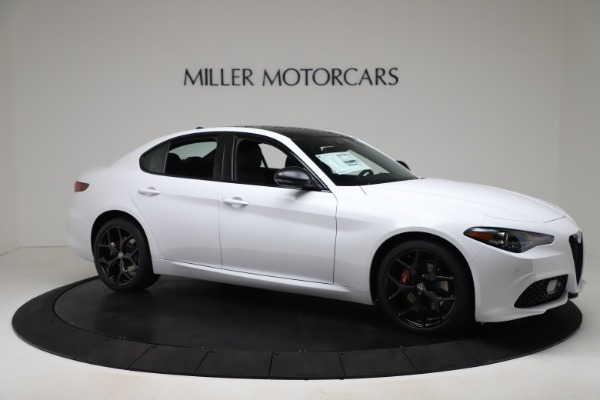 New 2020 Alfa Romeo Giulia Sport Q4 for sale $49,145 at Maserati of Westport in Westport CT 06880 10