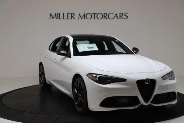 New 2020 Alfa Romeo Giulia Sport Q4 for sale $49,145 at Maserati of Westport in Westport CT 06880 11