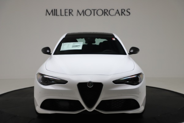 New 2020 Alfa Romeo Giulia Sport Q4 for sale $49,145 at Maserati of Westport in Westport CT 06880 12