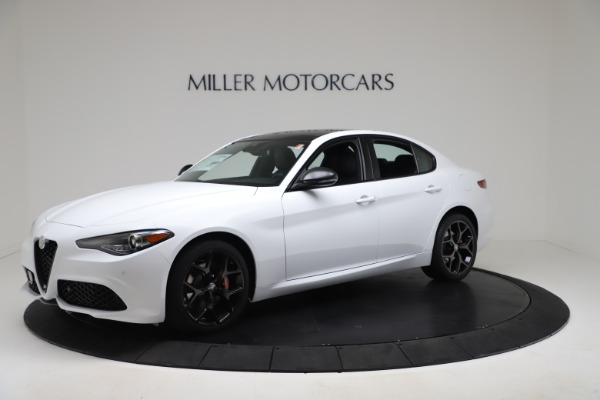 New 2020 Alfa Romeo Giulia Sport Q4 for sale $49,145 at Maserati of Westport in Westport CT 06880 2