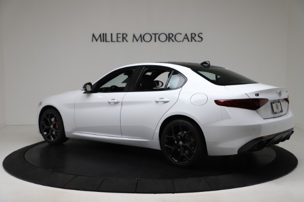 New 2020 Alfa Romeo Giulia Sport Q4 for sale $49,145 at Maserati of Westport in Westport CT 06880 4