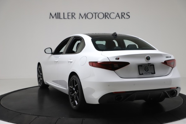 New 2020 Alfa Romeo Giulia Sport Q4 for sale $49,145 at Maserati of Westport in Westport CT 06880 5