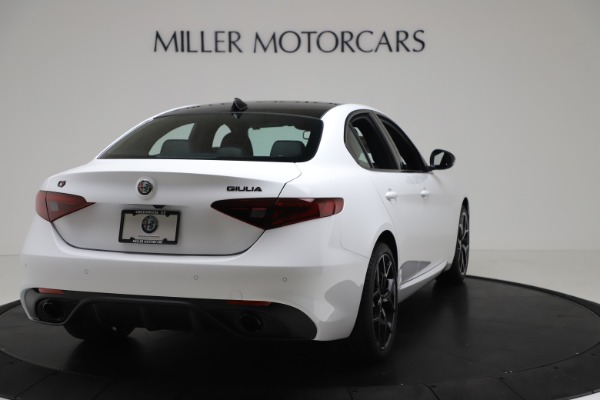 New 2020 Alfa Romeo Giulia Sport Q4 for sale $49,145 at Maserati of Westport in Westport CT 06880 7