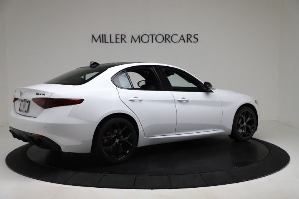 New 2020 Alfa Romeo Giulia Sport Q4 for sale $49,145 at Maserati of Westport in Westport CT 06880 8
