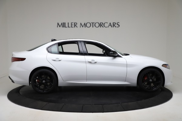 New 2020 Alfa Romeo Giulia Sport Q4 for sale $49,145 at Maserati of Westport in Westport CT 06880 9
