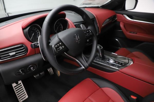 New 2020 Maserati Levante S Q4 GranSport for sale $99,985 at Maserati of Westport in Westport CT 06880 13