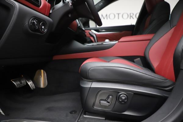 New 2020 Maserati Levante S Q4 GranSport for sale $99,985 at Maserati of Westport in Westport CT 06880 14