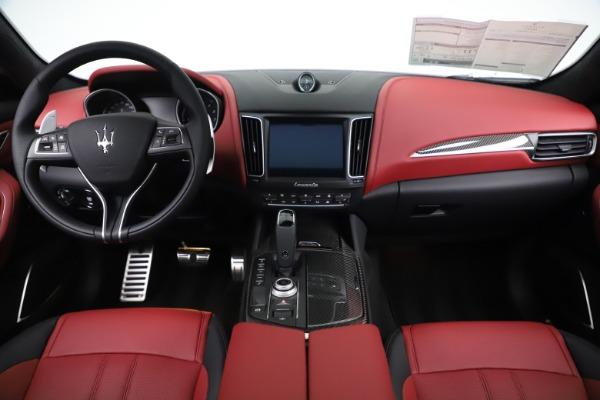 New 2020 Maserati Levante S Q4 GranSport for sale $99,985 at Maserati of Westport in Westport CT 06880 16