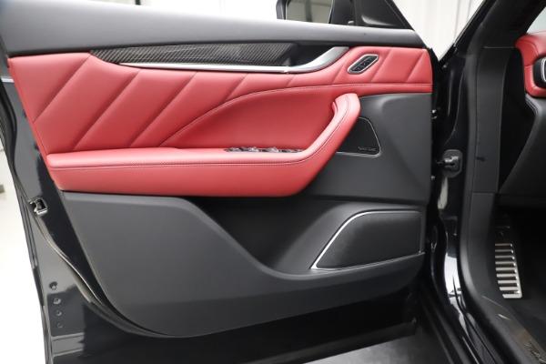 New 2020 Maserati Levante S Q4 GranSport for sale $99,985 at Maserati of Westport in Westport CT 06880 17