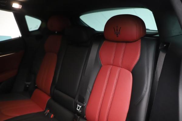 New 2020 Maserati Levante S Q4 GranSport for sale $99,985 at Maserati of Westport in Westport CT 06880 18
