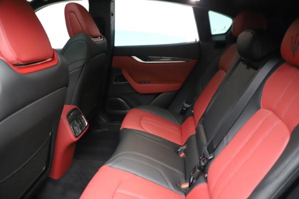 New 2020 Maserati Levante S Q4 GranSport for sale $99,985 at Maserati of Westport in Westport CT 06880 19
