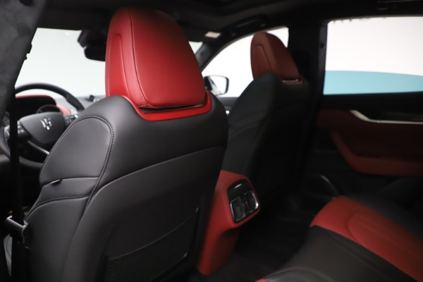 New 2020 Maserati Levante S Q4 GranSport for sale $99,985 at Maserati of Westport in Westport CT 06880 20