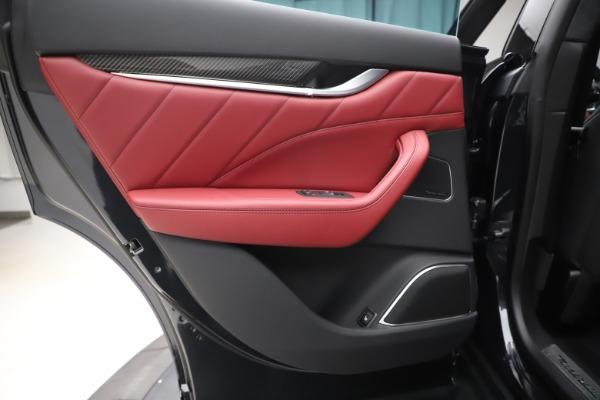 New 2020 Maserati Levante S Q4 GranSport for sale $99,985 at Maserati of Westport in Westport CT 06880 21