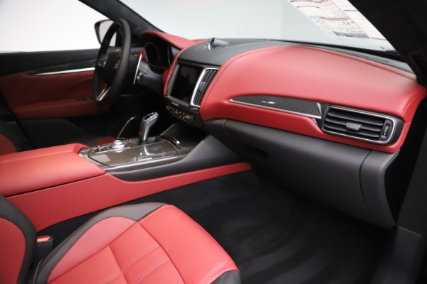 New 2020 Maserati Levante S Q4 GranSport for sale $99,985 at Maserati of Westport in Westport CT 06880 22