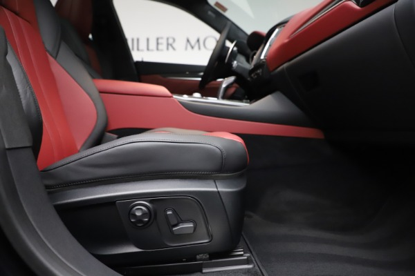 New 2020 Maserati Levante S Q4 GranSport for sale $99,985 at Maserati of Westport in Westport CT 06880 23
