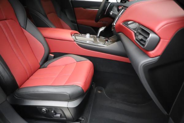 New 2020 Maserati Levante S Q4 GranSport for sale $99,985 at Maserati of Westport in Westport CT 06880 24