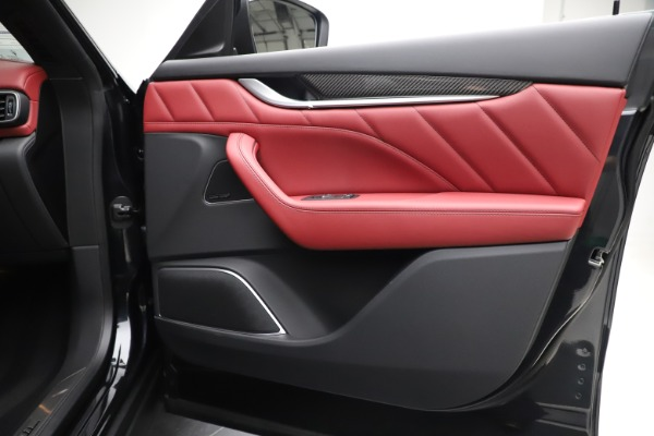 New 2020 Maserati Levante S Q4 GranSport for sale $99,985 at Maserati of Westport in Westport CT 06880 25