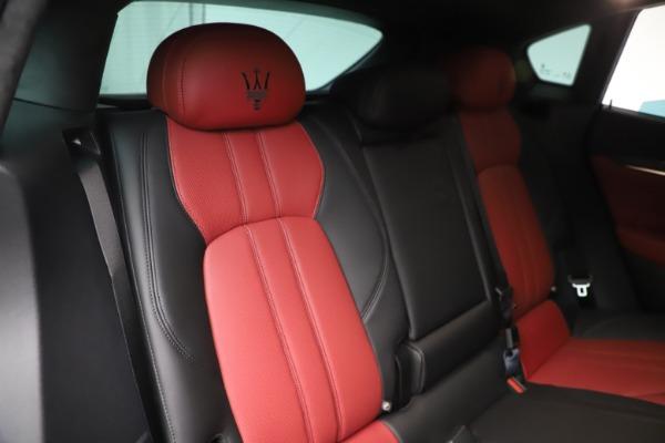New 2020 Maserati Levante S Q4 GranSport for sale $99,985 at Maserati of Westport in Westport CT 06880 26